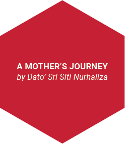 A Mother's Journey by Dato' Sri Siti Nurhaliza