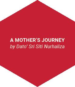 A Mother's Journey by Dato' Sri Siti Nurhaliza