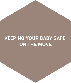 Keeping Your Baby Safe On The Move