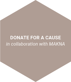 Donate For A Cause in collaboration with MAKNA